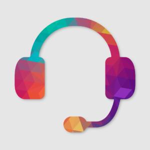 customer service headset