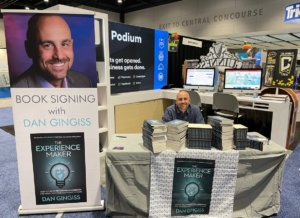 The Experience Maker Book Signing